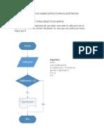 Ejercicios Prácticos Sobre Estructuras Algorítmicas