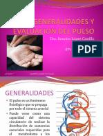 Generalidades de Pulso
