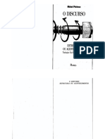 PECHEUX - Estrutura Ou Acontecimento