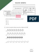 Evaluacion Matematica Roberto
