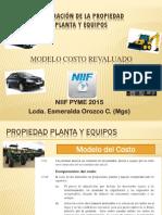 Tasación de la Propiedad Planta y Equipos.pptx