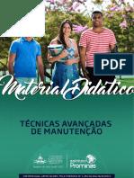 Material Didatico - Tecnicas Avancadas de Manutencao