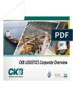 CKB Logistics Corporate & PLB CKB Logistics