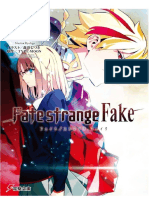 Nasuverse + Root of Akasha - Fate Strange Fake - tomo 2