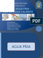 INSTALACIONES  - RED DE AGUA FRIA - CALIENTE [Autoguardado].pptx