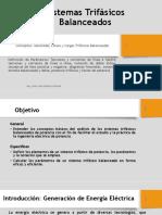 Capítulo II - Análisis de Sistemas Trifásico Balanceado