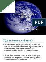 Eia y Evaluación Ambiental