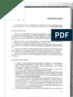 BIB1 - TP N°2 - Inventario I