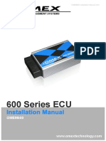 600 ECU Installation Manual 2v01