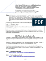 Basic Question Bank With Answers and Explanations