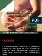 Enfermedad Perinatal Rn