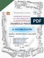 Sociabilizacion Trabajo Final