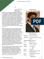 Michael Phelps - Wikipedia, the free encyclopedia.pdf