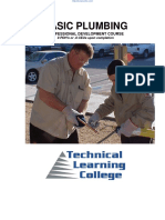 BASIC PLUMBING Techanical Learning (1)