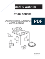 Automatic Washer Study Course