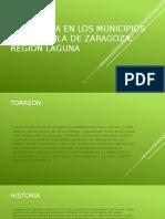 La Cultura en Los Municipios de Coahuila de Zaragoza