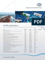 OCIMF Publications