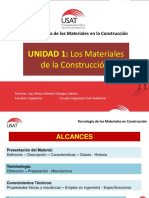 Sesion 1 - Los Materiales de Construccion