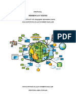 DRAFT Proposal Bimtek GIS