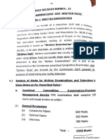 PMS New Scheme of Syllabus