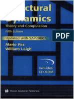 Mario Paz, William Leigh Structural Dynamics Theory and Computation  .pdf