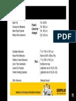 Summary Sheet on Flexipay
