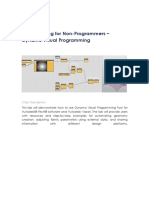 154750521 Dynamo Revit Vasari PDF