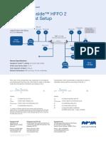 AQPHFFO2 - Testsetup