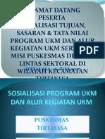 Sosialisasi Program Ukm1