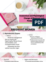 Lo 2.Anat and Phys Changes on Pregnant