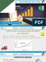 Excel Financiero Sesion 2 Presentacion