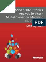 SQL Server 2012 Tutorials - Analysis Services Multidimensional Modeling.pdf