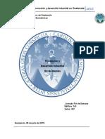 Promocion y Desarrollo Industrial en Gua