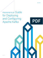 Kafka Reference Architecture