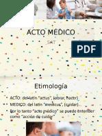 Acto Médico