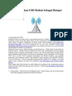 Cara Menjadikan USB Modem Sebagai Hotspot.pdf