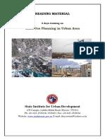 Landuse Planning in Urban Areas