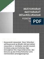MUSYAWARAH MASYARAKAT DESA batulo.pptx