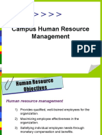HR Policies Seminar