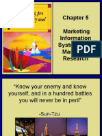 TS207. Chapter 5. Marketing Information System