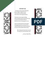 Sonnet 116 Dịch