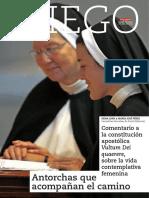 Comentario a La Constitucion Apostolica Vultum Dei Quaerere