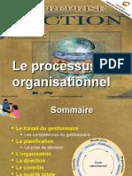 5 Le Processus Organisationel
