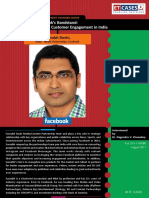Case View with Saurabh Doshi - Facebook's Bandstand