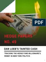 Dan Loeb%27s Tainted Cash %5bFinal Embargoed Report for August 23%5d