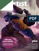 2dartist Issue 131 Nov16 Lite Issue