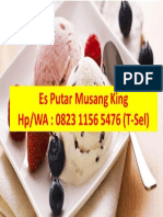 Termurah & Bergaransi, Bisnis Es Putar Pak Kumis Makassar, Call/WA