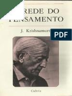 Jiddu Krishnamurti - A rede do pensamento.pdf