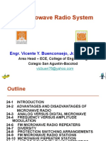 FM Microwave Radio System