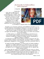 Biografia de Padmasambhava Guru Rinpoche